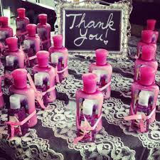 bridal shower party favor ideas and easy idea for bridal shower favors used bath