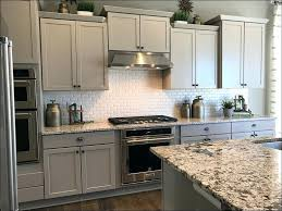 how to install tile backsplash kitchen stunning kitchen brick backsplash cool ideas image for cost to