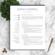 Resume Templates For Word 2007 by Resume Templates For Word 2007 Free Creative Resume Template Psd