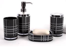 beautiful bathroom accessories kit square accessory in inspiration
