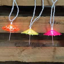 Glass Float String Lights by Beach U0026 Leisure Themed Party Lights Partylights