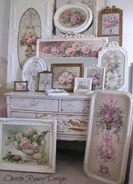 Shabby Chic Paintings by Debi Coules Shabby French Chic Art This Site Has A Lot Of