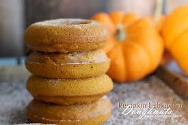 sharing my pumpkin lebkuchen doughnuts recipe 2 boys 1