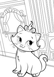 51 aristocats coloring pages images disney