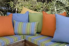 custom made outdoor fabrics custom made outdoor cushions