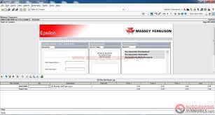 massey ferguson north america parts catalog 07 2016 full keys