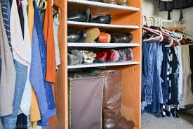 budget closet makeover i am a homemaker