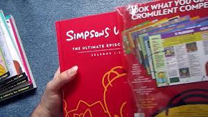 simpsons world the ultimate episode guide seasons 1 20 matt