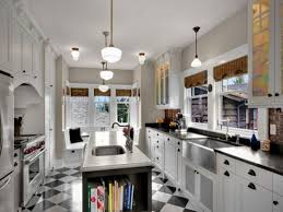 black and white small kitchen black and white backsplash for