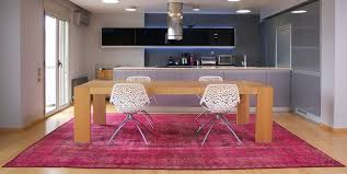 How To Dye An Area Rug Thinking Outside The Box How To Decorate With Overdyed Rugs