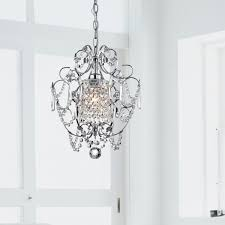 Crystal And Chrome Chandelier Chrome Crystal Chandelier Free Shipping Today Overstock Com