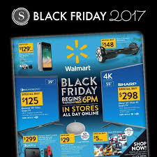 walmart black friday ad 2017 best sales deals preview the ad