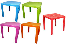 decorate the kids room with plastic table for kids u2013 home decor