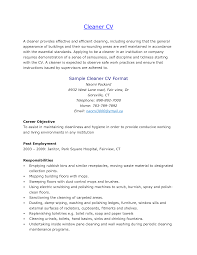 endearing house cleaning resume sle about cleaning resume
