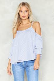 cold shoulder tops so hot and cold shoulder top shop clothes at gal
