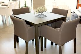 lisbon square dining table by kube import