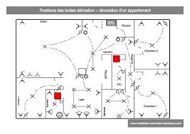 schema electrique chambre schema electrique branchement cablage norme electrique chambre