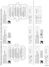 nissan altima 2007 2012 service manual power window main switch