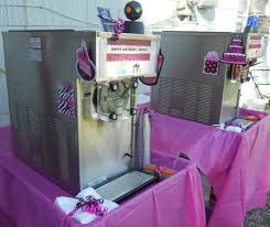san antonio party rentals best 25 margarita machine rental ideas on slushie