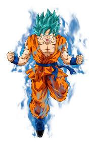 goku super saiyan blue 2 bardocksonic deviantart