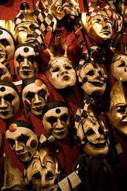 carnival masks carnival of venice