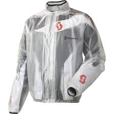 clear cycling jacket scott rain jacket