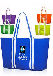 tote bags in bulk personalized polycanvas sport tote bags tot94 discountmugs