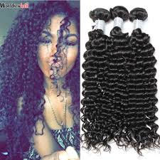 100 human hair extensions indian curly hair 100 human hair bundles 3bundles color