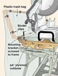 Table Saw Dust Collection by Best 25 Dust Collection Ideas On Pinterest Woodworking Shop