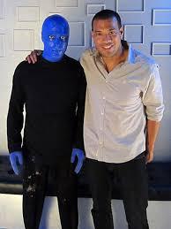 Blue Man Group Halloween Costume Vegas Happenings Icandy Burlesque Show Debuts Planet