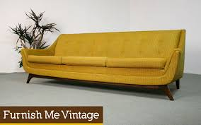 Retro Modern Sofa Inspiration Idea Modern Vintage Sofa And Vintage Mid Century