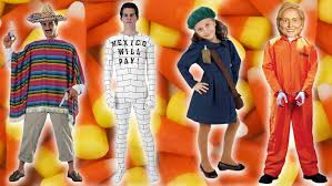 Costumes Halloween Offensive Political Costumes 2017