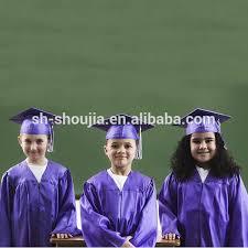 kindergarten cap and gown graduation gown child children graduation gown kindergarten
