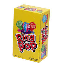 ring pop gum chocolate ebay