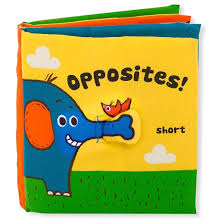baby book doug soft activity baby book opposites target