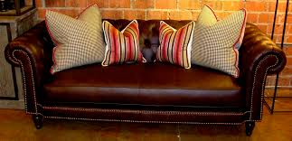 Fabric Chesterfield Sofas by Sofa Phenomenal Brown Leather Chesterfield Sofa Leather