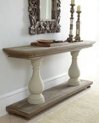 Wood Entry Table Simple Entry Decorating Wow In 1 Hour Decorated