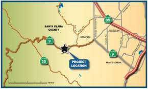 Solano County Map Welcome To District 4 Bay Area Projects By County
