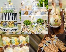 safari themed baby shower decorations baby shower ideas gallery