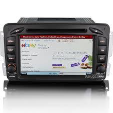 car stereo gps mercedes benz viano vito w639 c w203 clk c209 w209