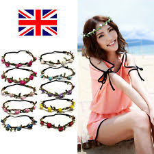 festival headbands floral festival headband women s accessories ebay