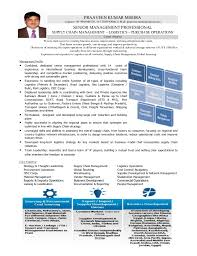 procurement resume it procurement resume sle india procurement resume