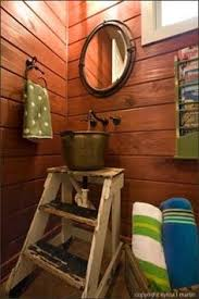 primitive bathroom all things prim country vintage pinterest