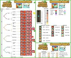 acnl hair color guide hair color animal crossing new leaf lovely guide to shoodle