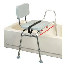 Transfer Chair For Bathtub Extra Long Sliding Transfer Bench With Padded Seat And Back