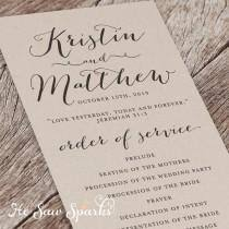 wedding programs printable wedding ideas program weddbook