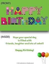 free printable birthday cards gangcraft net printable best friend birthday cards card invitation design ideas