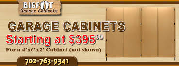 garage cabinets las vegas garage cabinets las vegas check out bigfoot garage cabinets for