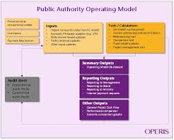operating model template ppp operating models for authorities key specifications