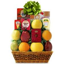 Baskets For Gifts Fruit Baskets Are Just What The Doctor Ordered For National
